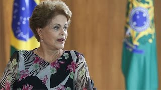 Brazil's Dlima Rousseff on Fiscal Policy, Petrobras and the Real