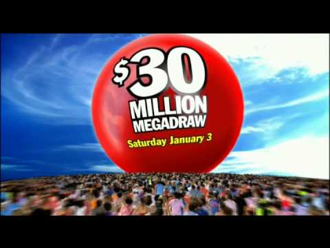 Gold Lotto commercial 30 million