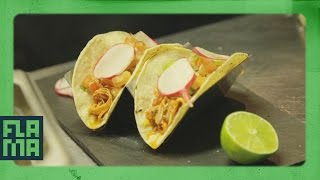 Just Tacos || Chicken Tinga Ft. Chef Roblé