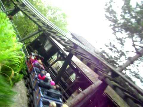 Alpenexpress Enzian onride - Europa Park Rust