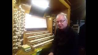 David German, Robert Cockroft, York Bowen: Organ Recital from Leeds Minster (David Houlder)