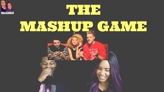 SUPERFRUIT/TORI KELLY THE MASHUP GAME | REACTION