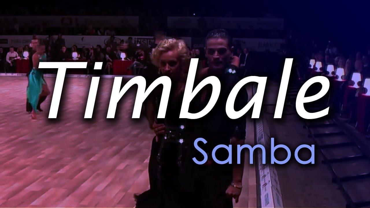 SAMBA   Belle Perez & Dj Ice - Timbale (50 BPM) - YouTube
