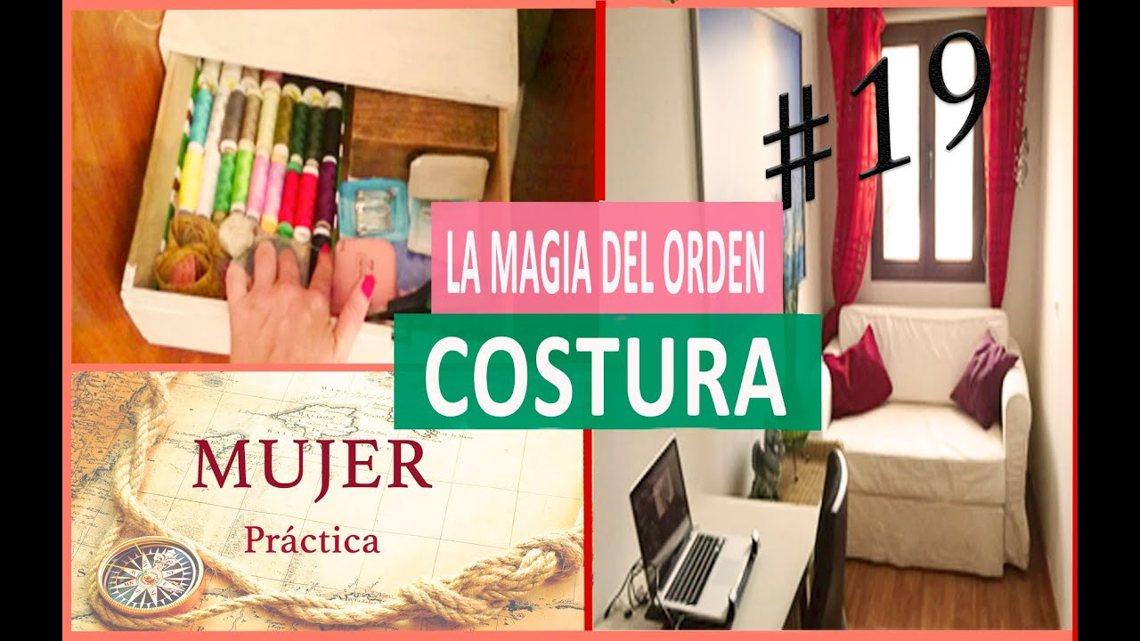 Ordenar cuarto de costura y cd\'s Kondomari ❤19 - YouTube