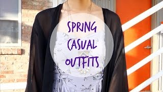 Spring Outfits of the Week!