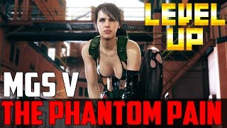 Level up 28:Metal Gear Solid V