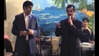 Elxan Xirdalanli - Namiq Qaracuxurlu (deyisme meyxana) - Meydana gir