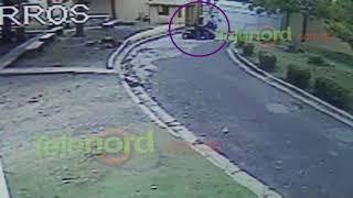 Hombre entra y realiza disparos de bala en el Liceo Ercilla Pepín SFM