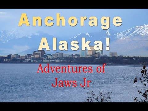 Jaws Jr's visit to Anchorage!