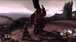Dragon Age 2 Demo gameplay in HD - Xbox 360