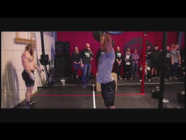 BACK HOME BRAWL HIGHLIGHT REEL| Robb Jarrett