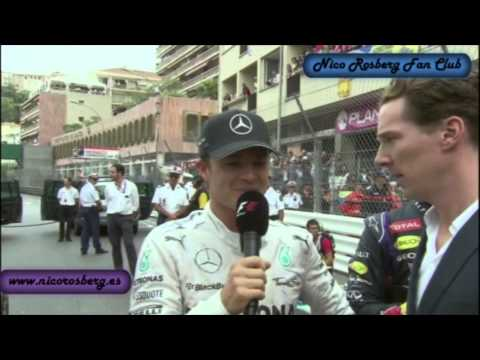 "Nico Rosberg and Lewis Hamilton so ""dangerous"""