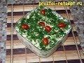 Салат «Боярский» с бужениной