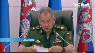 موسكو تعلن أنها تعمل مع الجيش السوري لفتح ممرات آمنة لخروج المدنيين والمسلحين من حلب