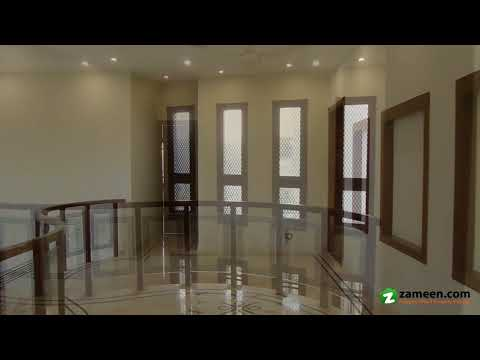 500 Sq Yards Brand New Architect Design Bungalow For Sale In