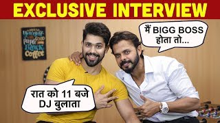 Sreesanth & Shivashish Mishra FIRST INTERVIEW TOGETHER| Bigg Boss 12| Dipika Kakar| Deepak| Surbhi
