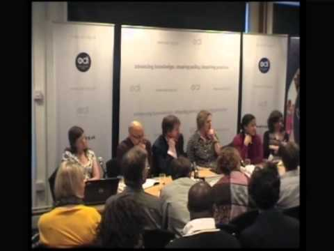 Questions and discussion - New technologies in humanitarian aid