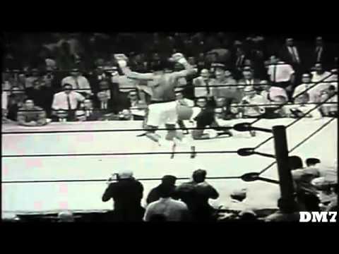 Muhammad Ali 'Black Superman' Music video