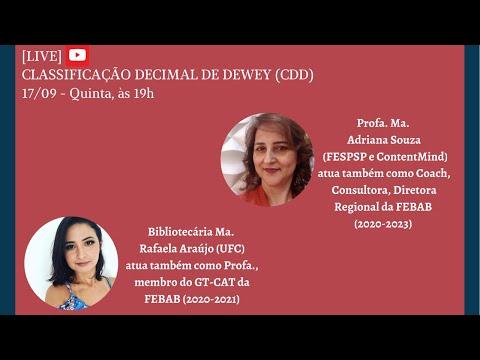 Classificação Decimal de Dewey (CDD)