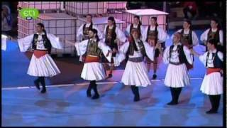 GIOTA NEGA & GREEK FOLK DANCES  -   ATHENS SPECIAL OLYMPICS