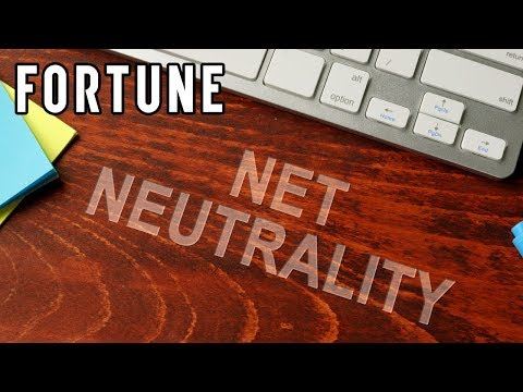 No Net Neutrality: Winners and Losers I Fortune