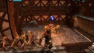 """Lets Play Overlord [BLIND] - Teil 8 """"Im Bau der Halblinge 3"""""""