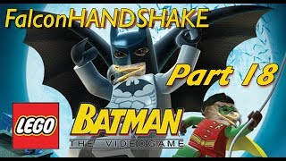 Lego Batman - Part 18: Heart of the cards - FalconHANDSHAKE