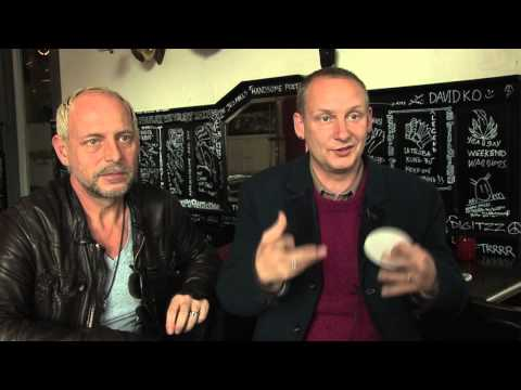 Orbital interview - Paul and Phil Hartnoll (part 4)