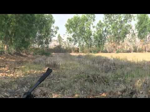 ปืนอัดลมเบอร์2 Hatsan 125 th ยิงขวด 1.5 ลิตร ระยะ 50 เมตร