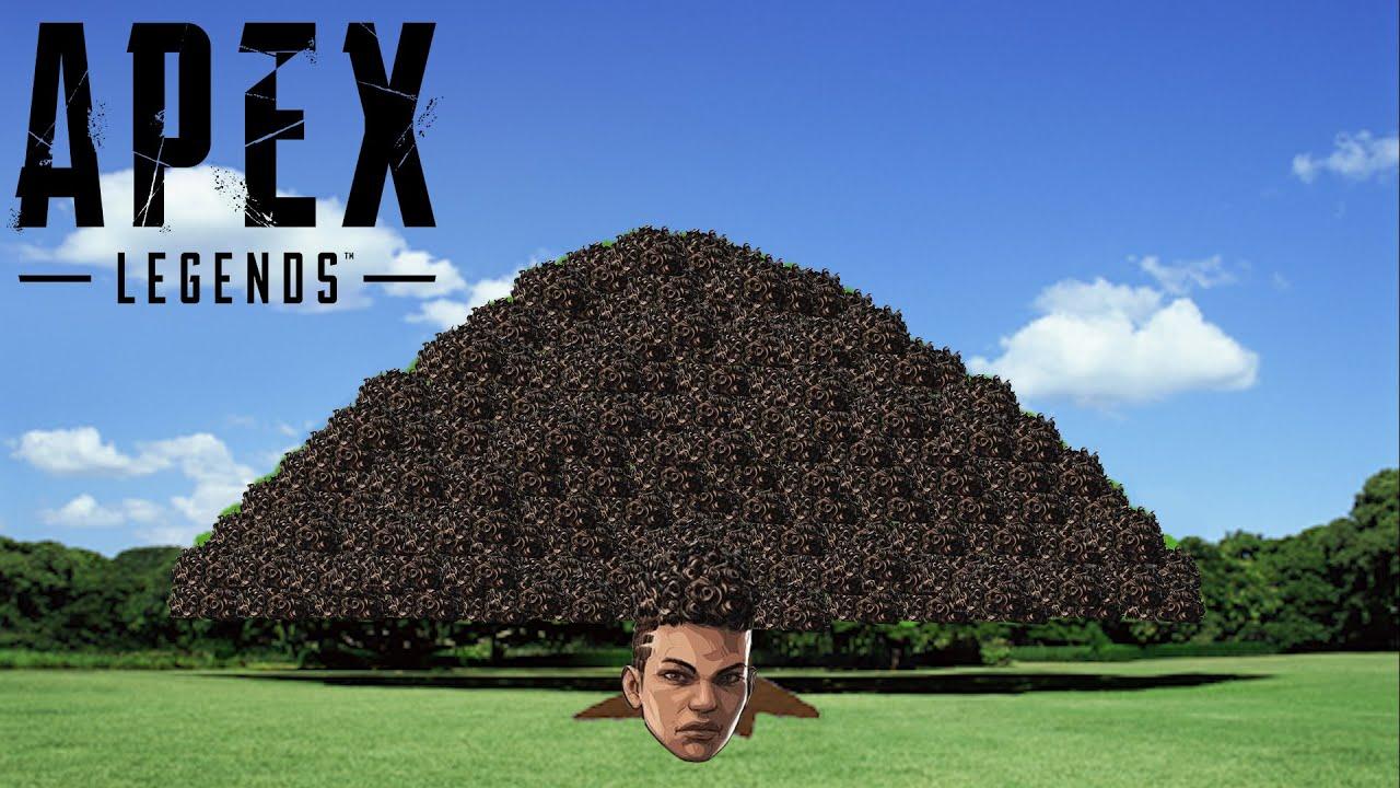 エキサイトApex:この木 なんの木 大砲よ|Apex Legends
