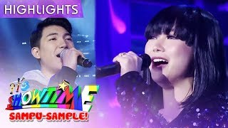 Yeng and Darren perform 'Salamat' on It's Showtime stage | It's Showtime