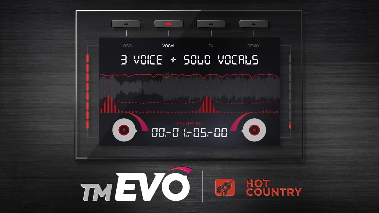 Hot Country – TM EVO | From TM Studios