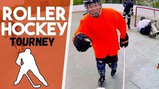 GoPro Hockey | THE RETURN OF ROLLER HOCKEY