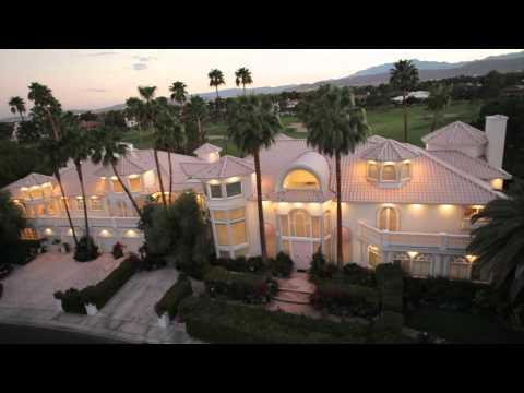 Las Vegas Aerial Video Production 60k Sq Ft Mansion Vegas Media Services