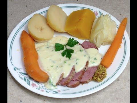 Corned Beef & Vegetables Slow Cooker Video Recipe cheekyricho ...