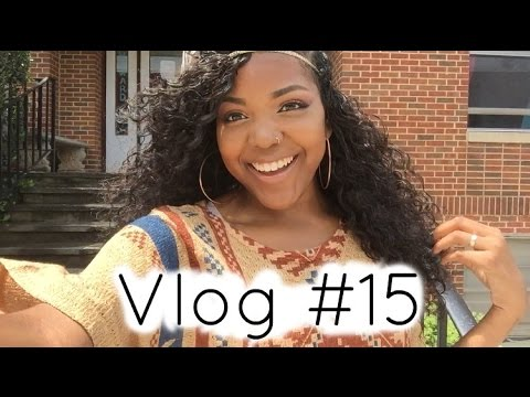 Spelman College Vlog #14: Apartment Hunting and a Surprise Party!
