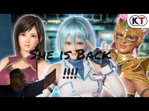 My thoughts on Lisa, Kokoro, and Nico Reveal for Dead or Alive 6