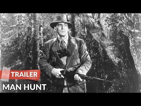 Man Hunt 1941 Trailer | Fritz Lang | Walter Pidgeon