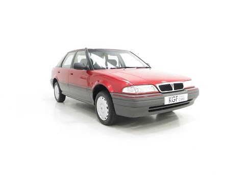 an-outstanding-rover-214sei-with-only-13,187-miles-and-20-service-stamps!---sold!