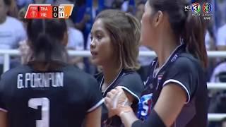 [highlight ajcharaporn ] Qualification 2018 Volleyball Women's World Championship