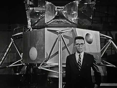 "MIT Science Reporter — ""Landing on the Moon"" (1966)"