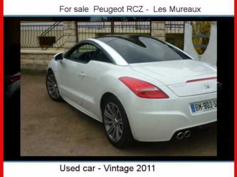 Sale One Peugeot RCZ  Les Mureaux  Yvelines