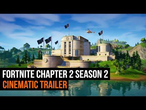 Fortnite Chapter 2 Season 2 Cinematic Trailer