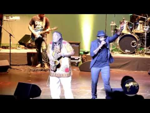 TARRUS RILEY PERFORMANCE AT THE IRAWMA AWARDS 2016