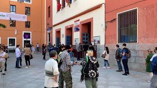 Los sondeos apuntan una amplía victoria del PP en la Comunidad de Madrid