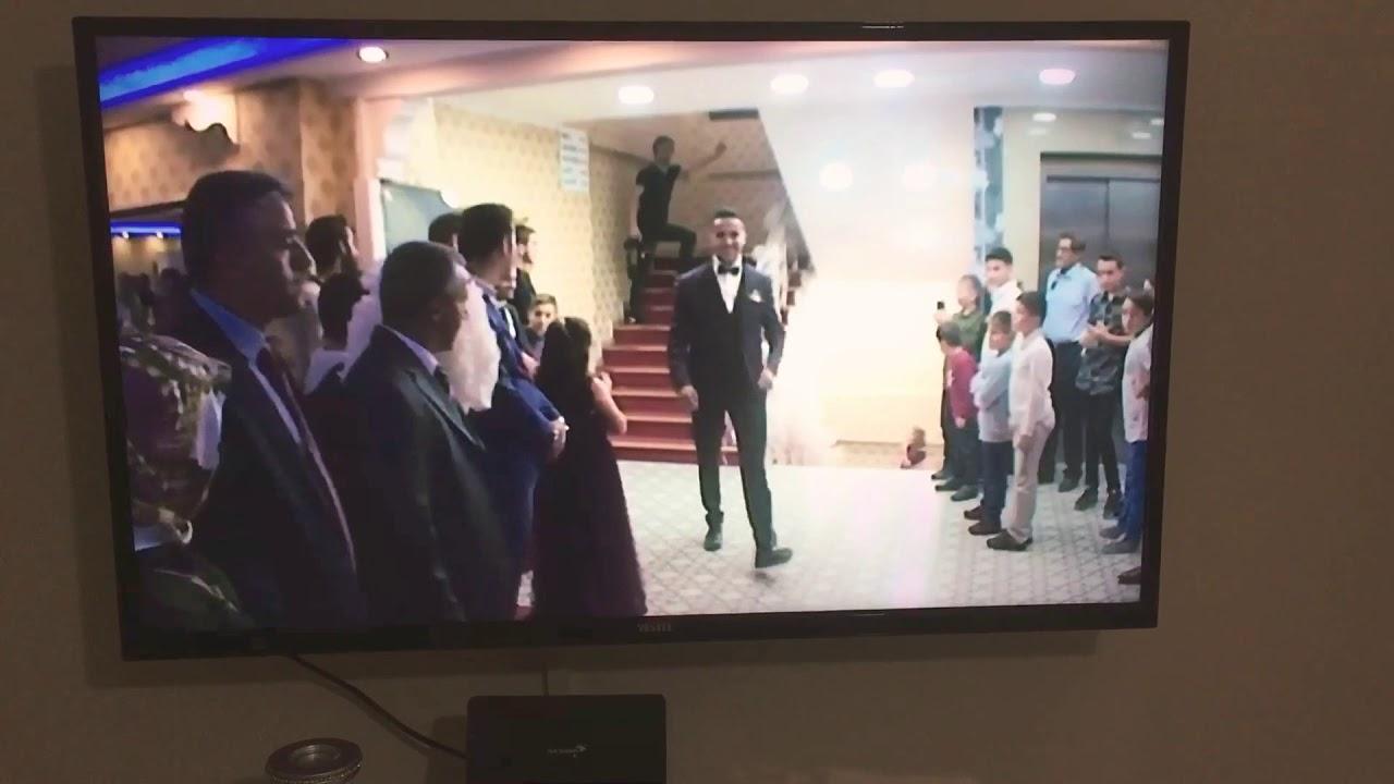 Ömer & Kübra Muhteşem düğün girişi