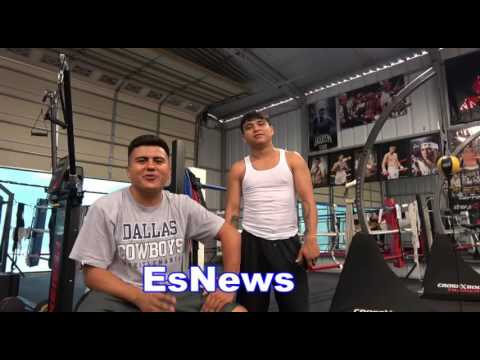 Juanito Is The Newest Character At RGBA EsNews Boxing