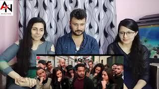 Anaganaganaga Song Reaction |  Aravindha Sametha | Jr NTR, Pooja Hegde  Thaman