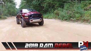 The 2018 Ram Rebel Rivals The F-150 Raptor