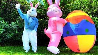 Senya وقصة سوء تصرف أرنب عيد الفصح